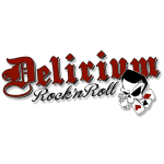 cropped delirium band logo