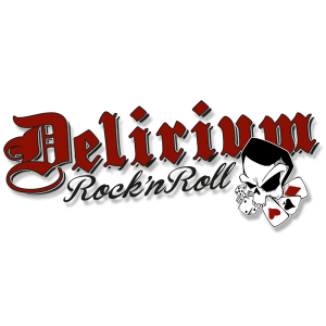 Delirium Rock n Roll Logo