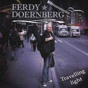 Album des Musikers Ferdy Doernberg mit dem Titel Travelling Light