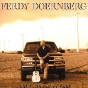 Album des Musikers Ferdy Doernberg - Till I Run Out Of Road